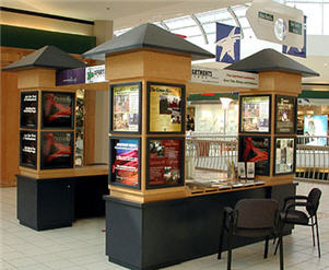 Kiosk Point of Sale