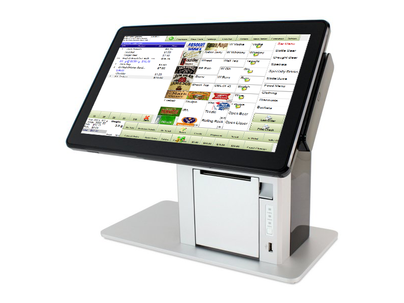 Altera3800 Table for Point of Sale